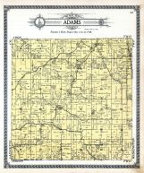 Adams Township, Green County 1918